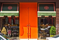 Tory Burch Storefront