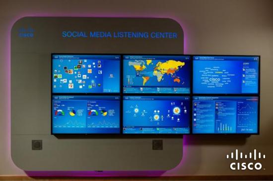 Cisco Social Media Listening Center