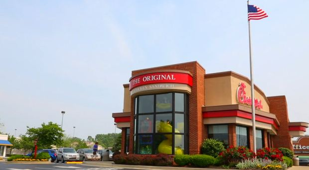 """chick fil a target market """"we're excited to confirm chick-fil-a is coming to the city of methuen, with a  of spaces in the lot will remain available for target customers."""
