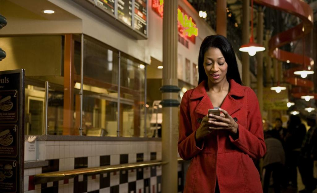 New Mobile Tracking & Survey Data: 2014 Mobile Behavior Report
