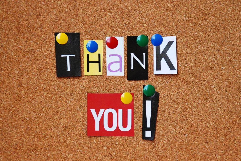 How to Thank Your Social Media Followers