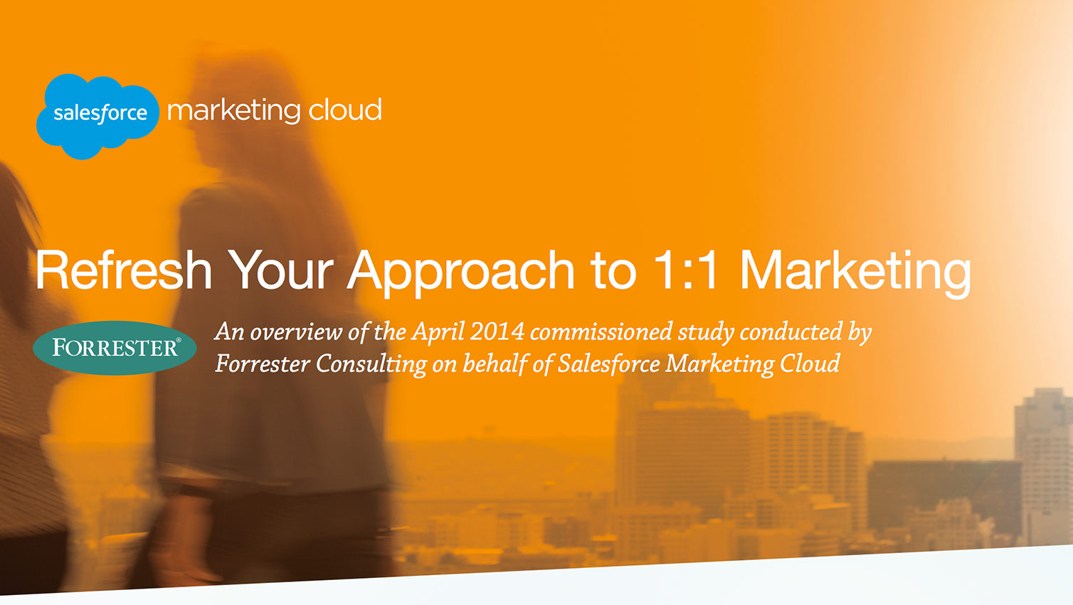 Refresh Your Approach to 1:1 Marketing with Forrester Consulting #Infographic