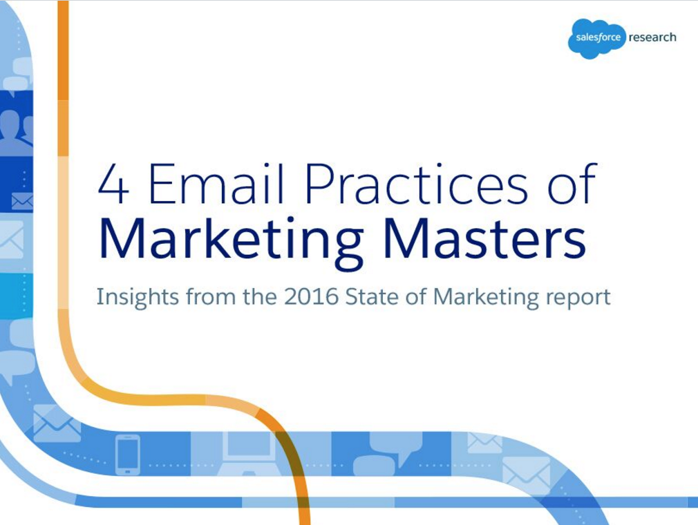 4 Email Best Practices of Marketing Masters
