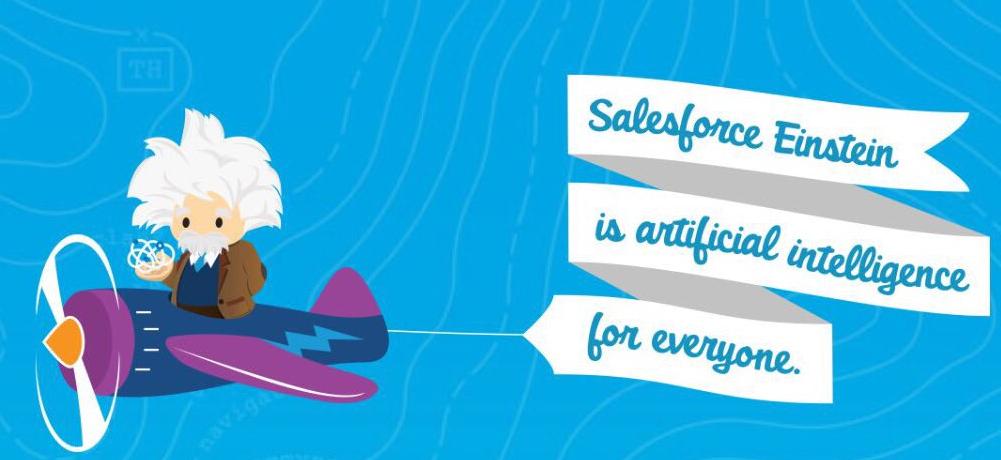 Welcome to the World of Intelligent Marketing and Analytics with Salesforce Einstein