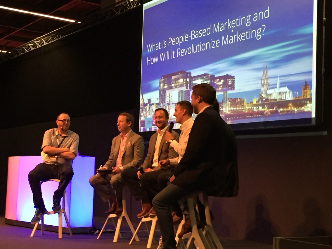 All-Star Panel at DMexco Says the Time to Capitalize on CRM-Powered Advertising Is Now